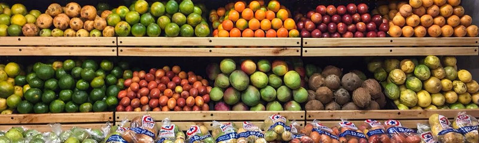 distribucion frutas y verduras
