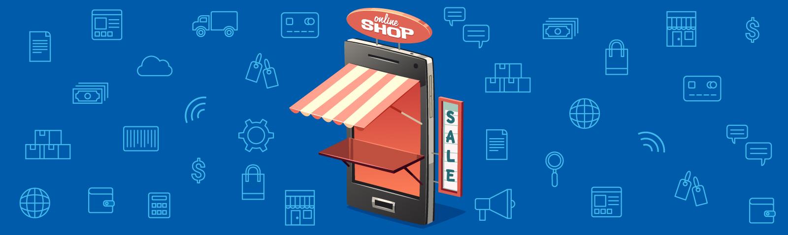 Los celulares transformaron el retail