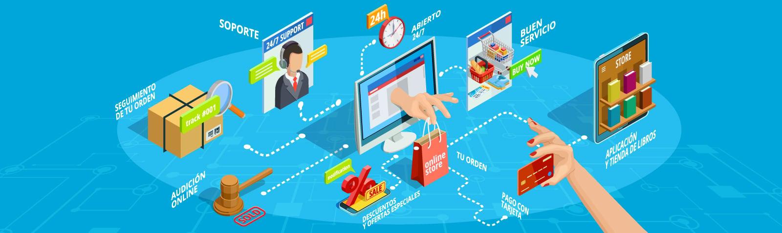 885471c11 El 2019 es el año de las compras online